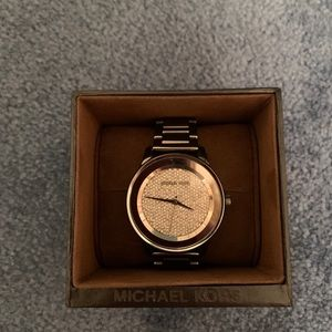 Silver Women's Michael Kors Watch